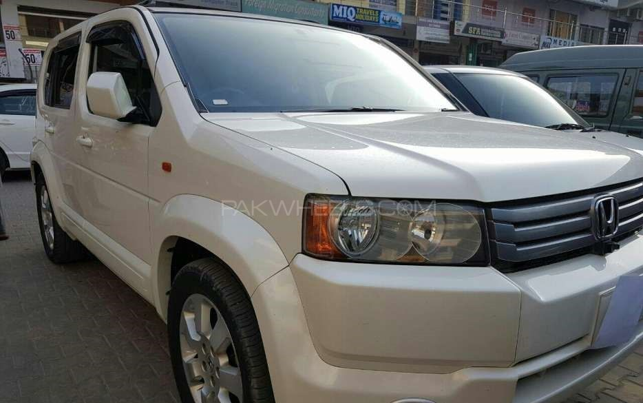 Honda Cross Road 1.8 L X PACKAGE 2008 Image-1