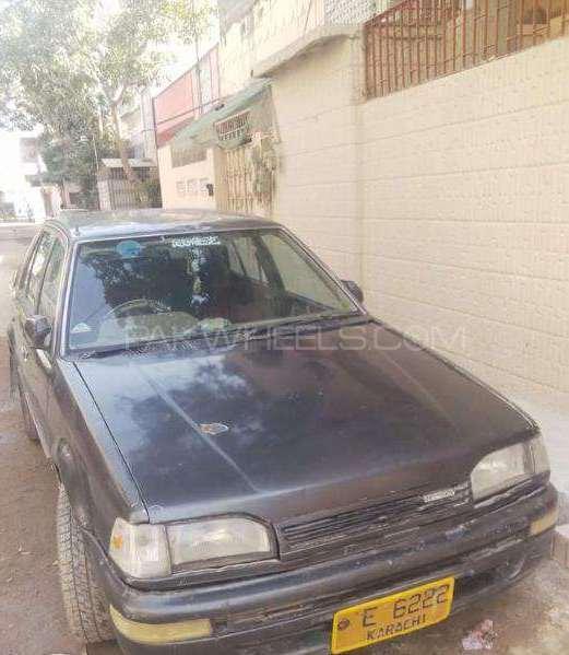 Mazda 323 1988 Image-1