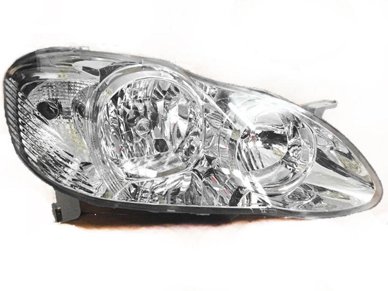 Toyota Corolla Genuine Head Light Xli Gli Altis 2002 2008 Image 1