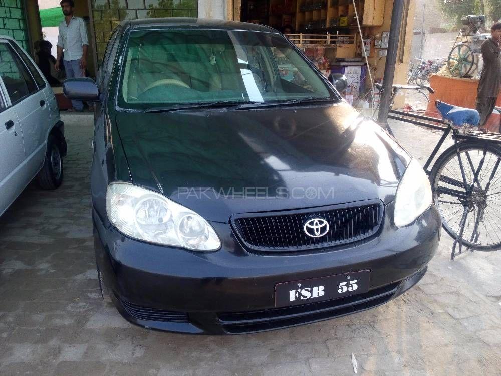 Toyota Corolla SE Saloon 2006 Image-1