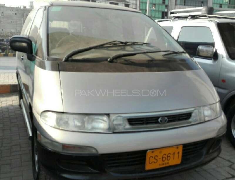 Toyota Estima X 1993 Image-1