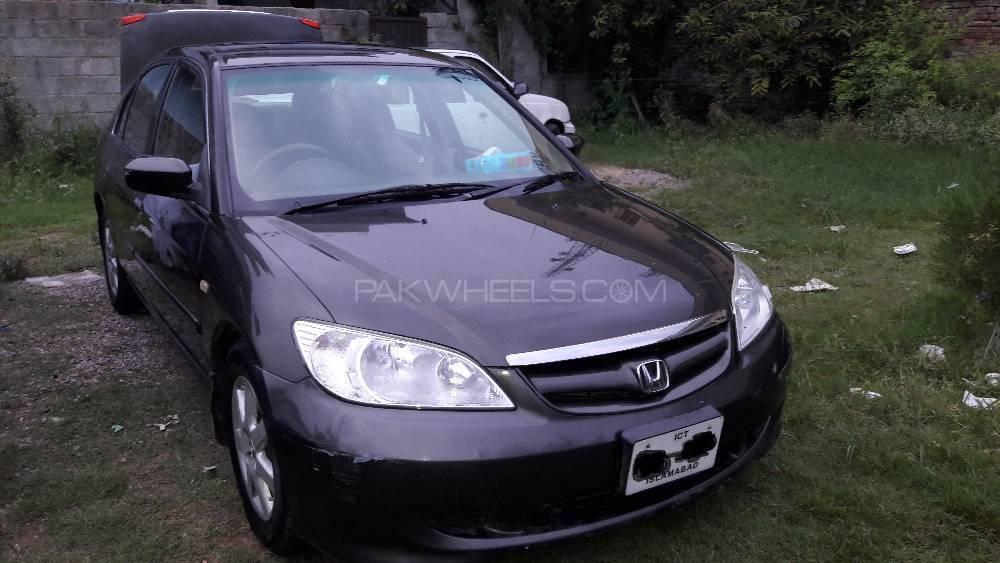 Honda Civic VTi Oriel UG 1.6 2006 Image-1