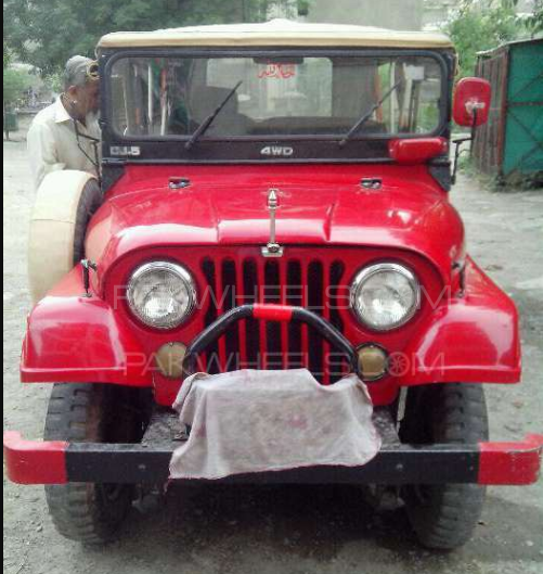 Jeep CJ 5 1965 Image-1