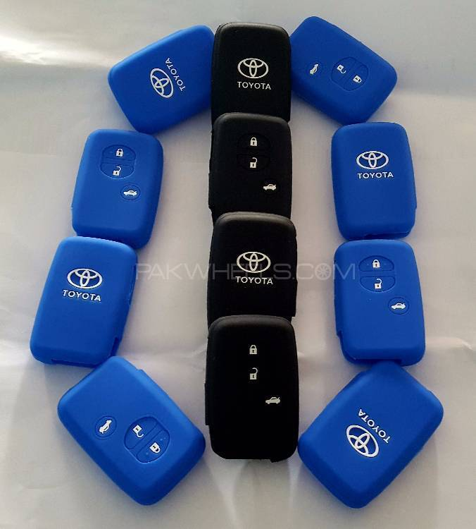 Silicon Covers For Prius, Land Cruiser, Prado, Vitz Image-1