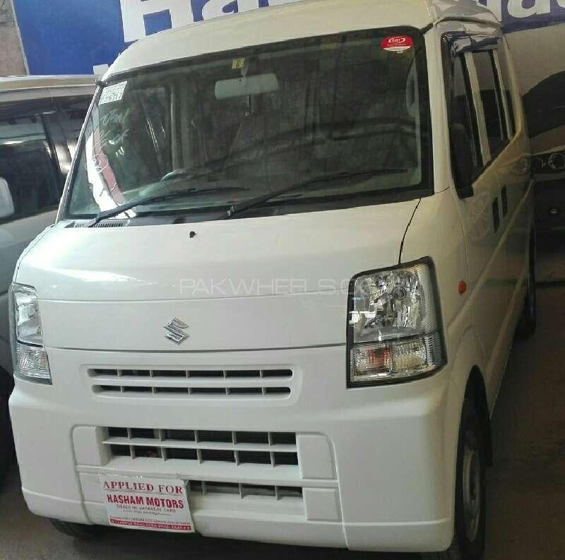 Suzuki Every GA 2011 Image-1