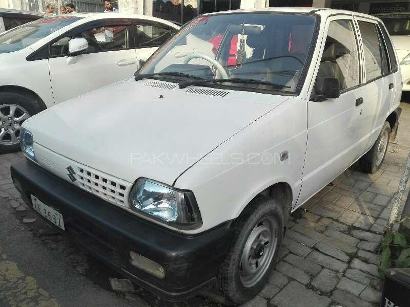 Suzuki Mehran VX 2013 Image-1