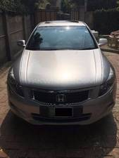 Honda Accord 24TL 2009 for Sale in Lahore