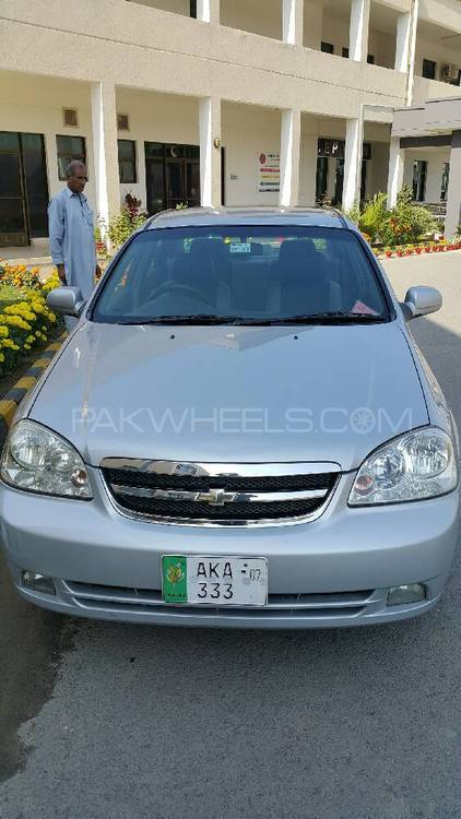 Chevrolet Optra 2007 Image-1