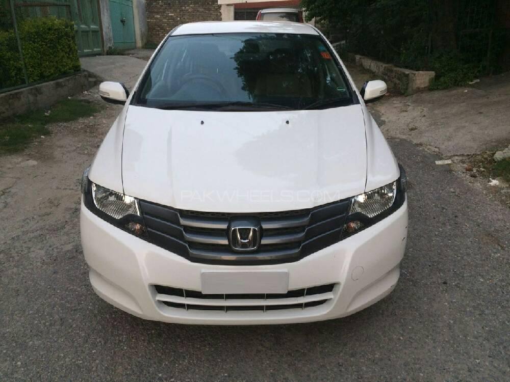 Honda City Aspire 1.5 i-VTEC 2014 Image-1