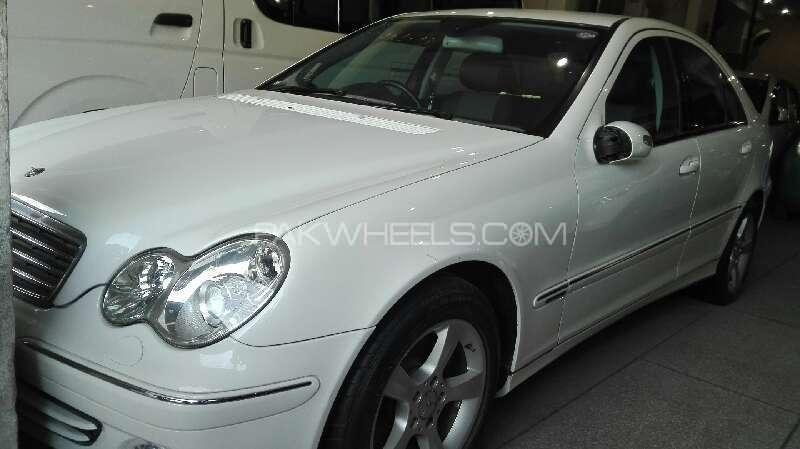 Mercedes Benz C Class C180 2007 Image-1