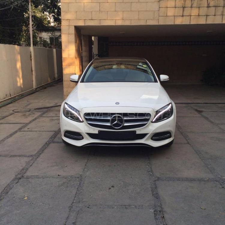 2015 Mercedes Benz Sl Class Camshaft: Mercedes Benz C Class C180 2015 For Sale In Lahore