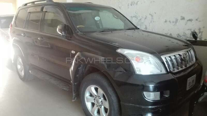 Toyota Prado TX Limited 3.0D 2005 Image-1