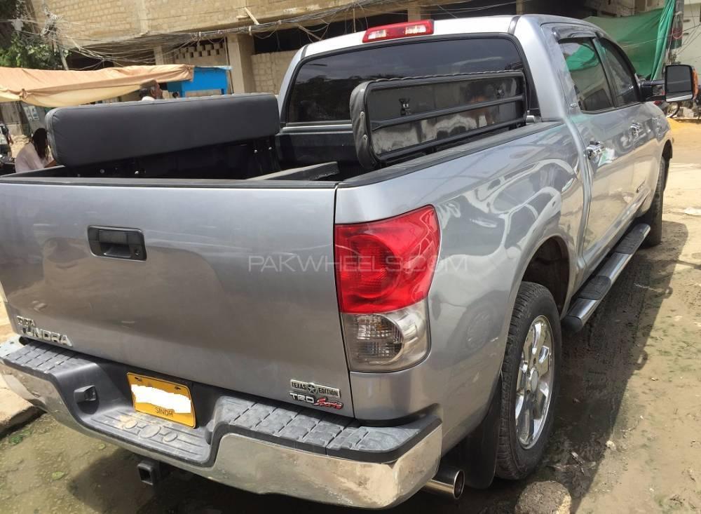 Toyota Tundra 2008 Image-1