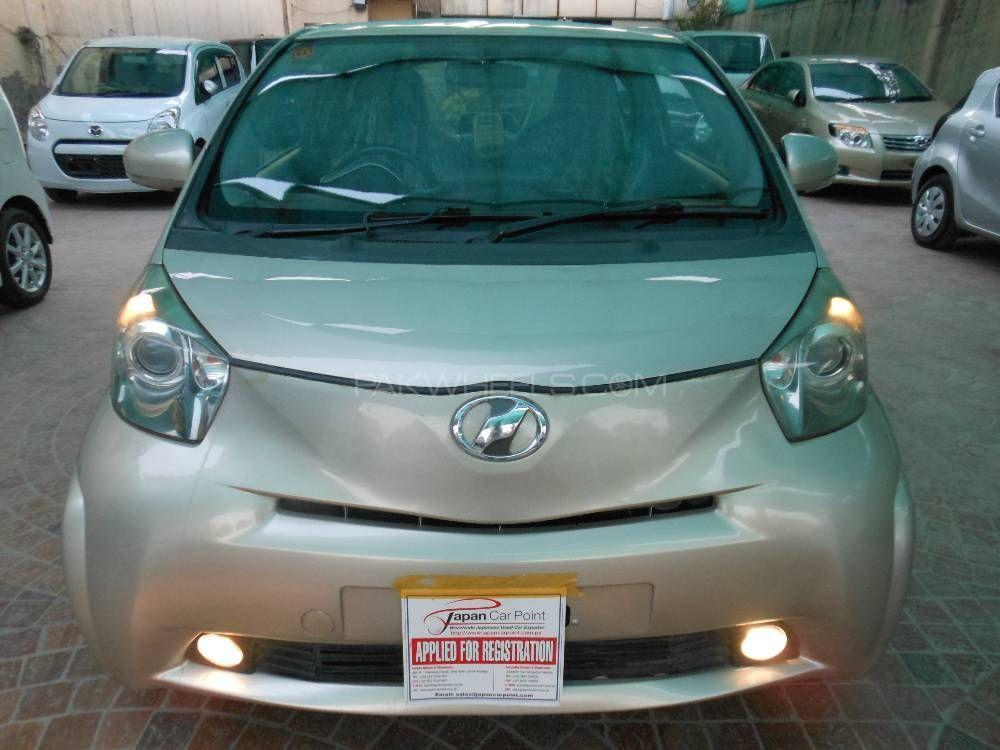 Toyota iQ 100X 2 Seater 2010 Image-1