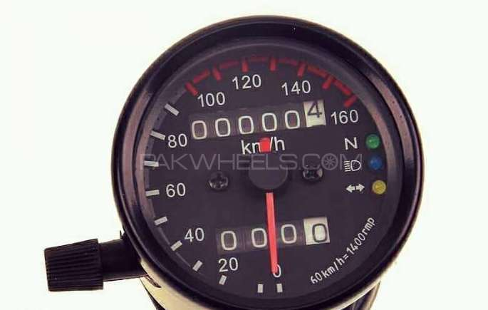 Universal Small Meters For All Bikes Image-1