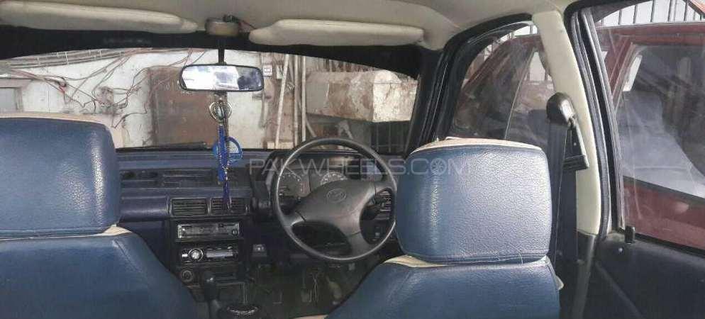 Daihatsu Charade CX 1988 Image-1
