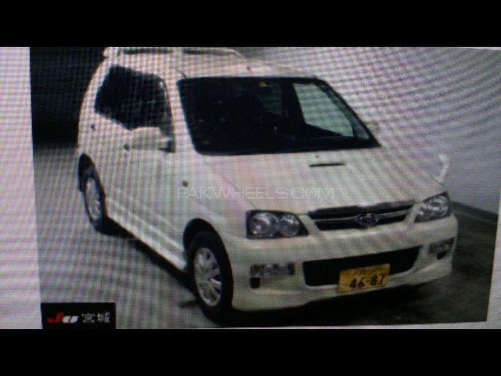 Daihatsu Terios Kid Custom L 2011 Image-1