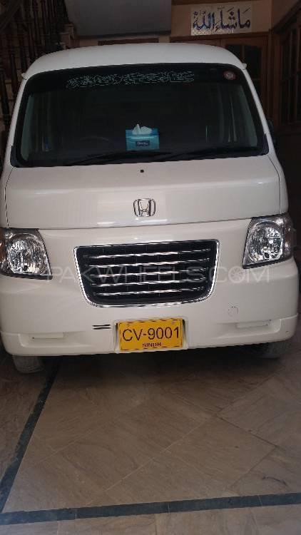 Honda Vamos Hobio L 2011 Image-1