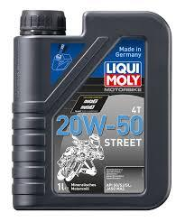 LIQUI MOLY ENGINE OIL Image-1