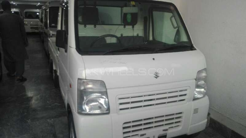 Suzuki Carry Standard 2012 Image-1