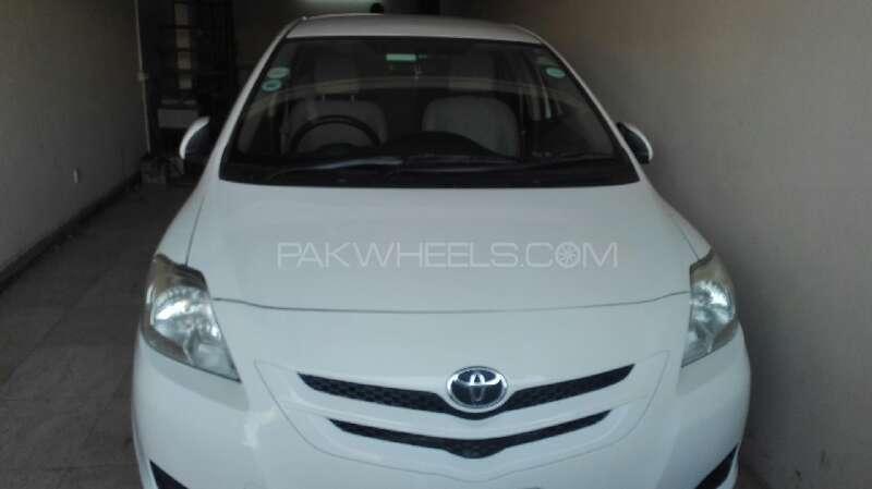 Toyota Belta X 1.3 2007 Image-1