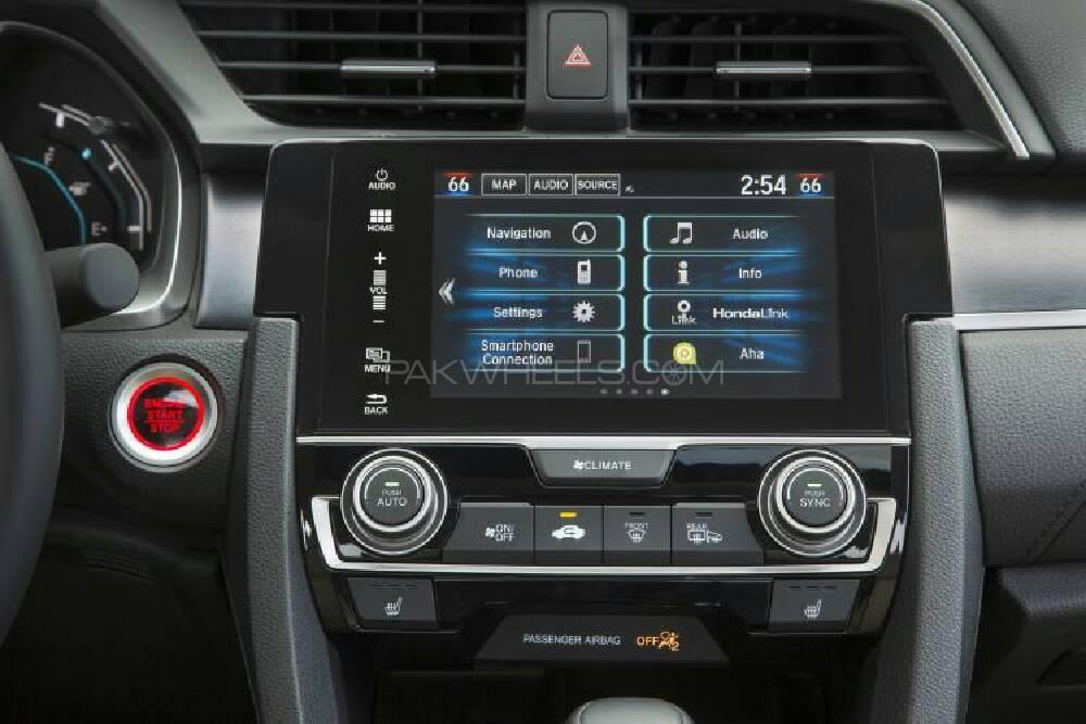 Brand New Navigation System Honda Civic 2016 Image-1