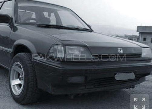 Honda Civic 1986 Image-1