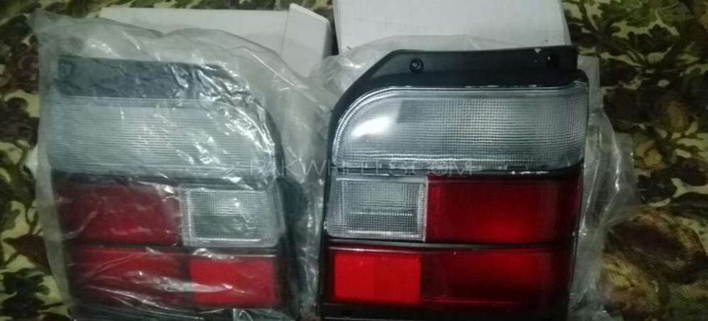 Mehran back lights with bulb holder Image-1