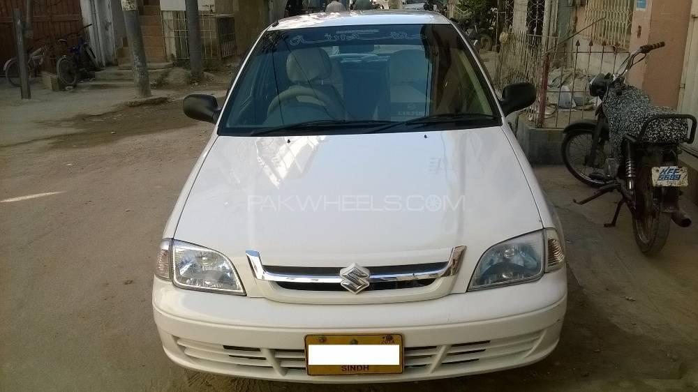 Suzuki Cultus Euro II (CNG) 2014 Image-1