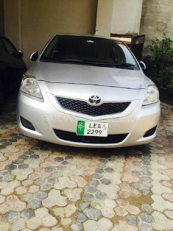 Toyota Belta X 1.0 2012 Image-1