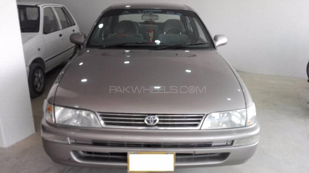 Toyota Corolla GLi 1.6 1999 Image-1