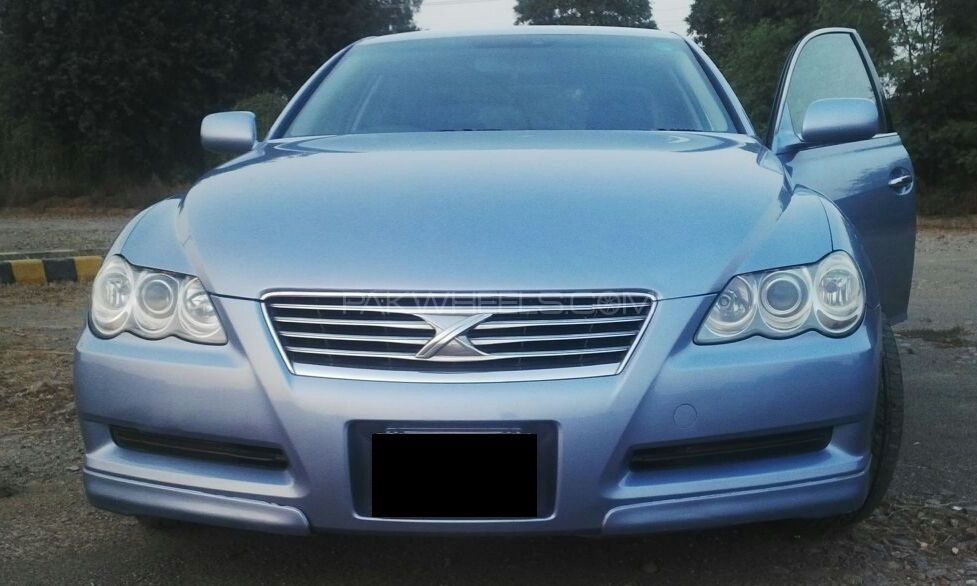Toyota Mark X 250G F Package Smart Edition 2004 Image-1