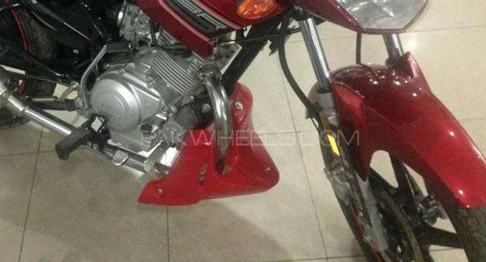 Yamaha Ybr 125 Engine guard also for gs 150 Image-1