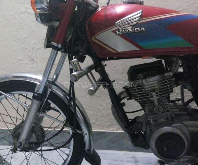 Honda CG 125 1993 Image-1