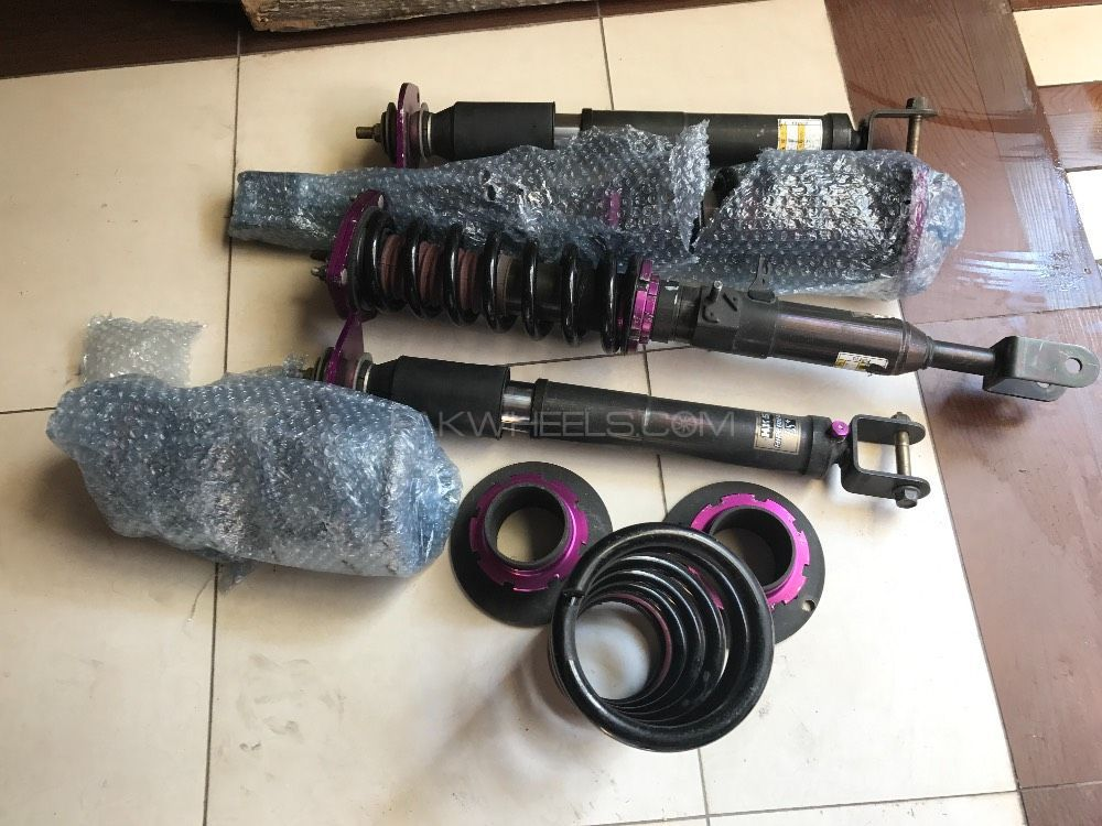 Nissan 350z / fairlady / G35 HKS coilovers Image-1