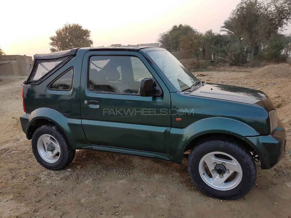 Suzuki Jimny JLDX 2000 Image-1