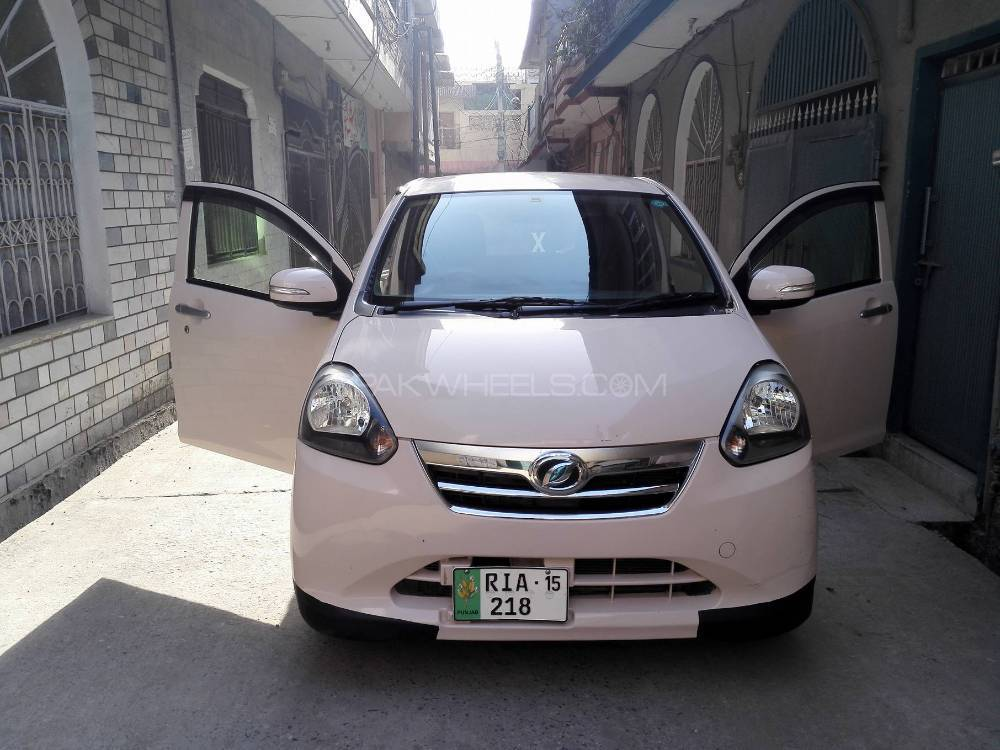 Daihatsu Mira G Smart Drive Package 2012 Image-1