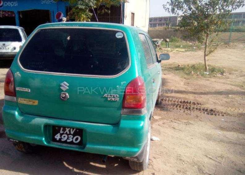 Suzuki Alto VXR (CNG) 2000 Image-1