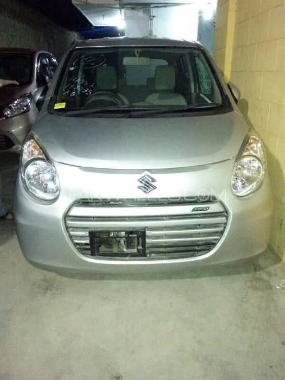 Suzuki Alto X 2013 Image-1