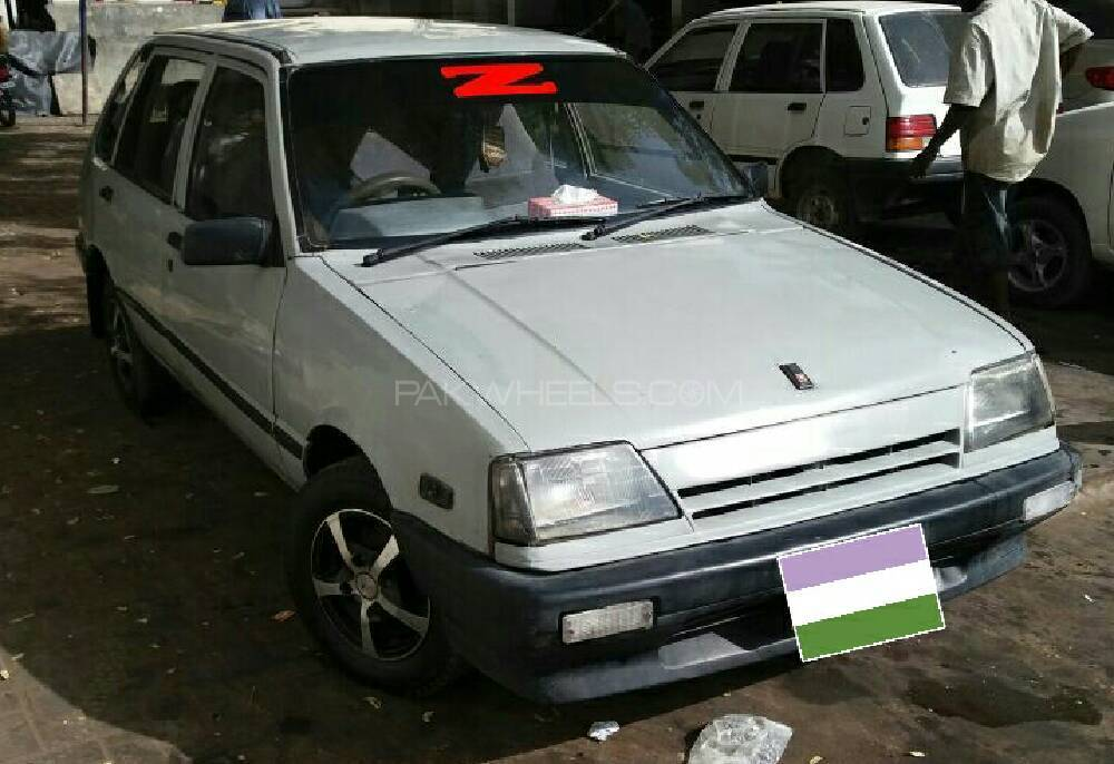 Suzuki Khyber GA 1999 Image-1