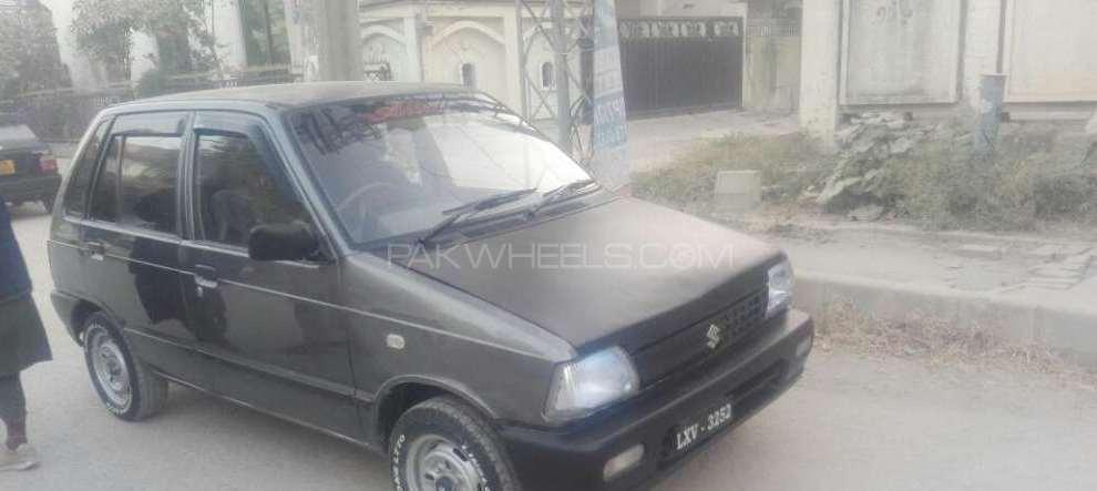 Suzuki Mehran VX 2000 Image-1