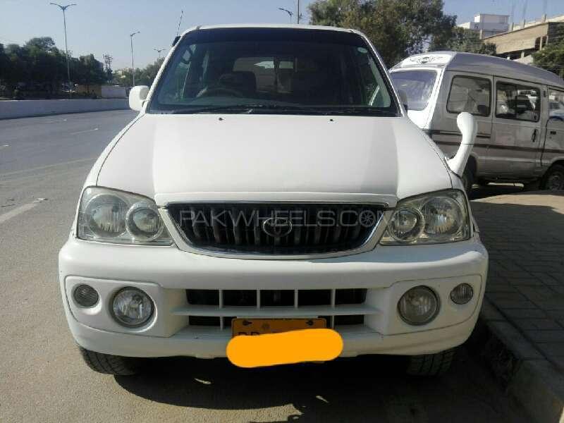 Toyota Cami 2004 Image-1