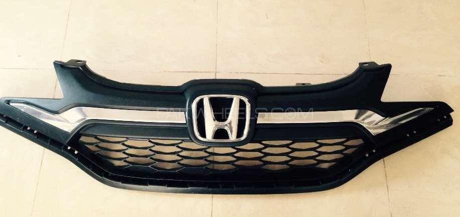 Honda fit gp5 Grill 2015 Image-1