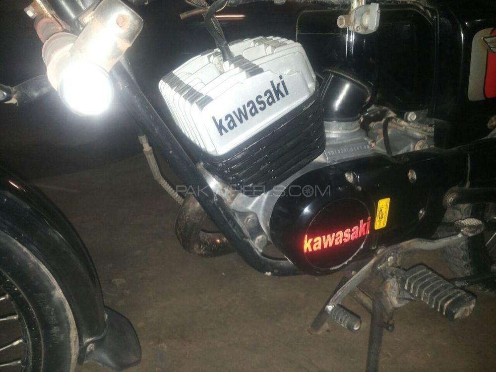Kawasaki GTO 100 1990 Image-1