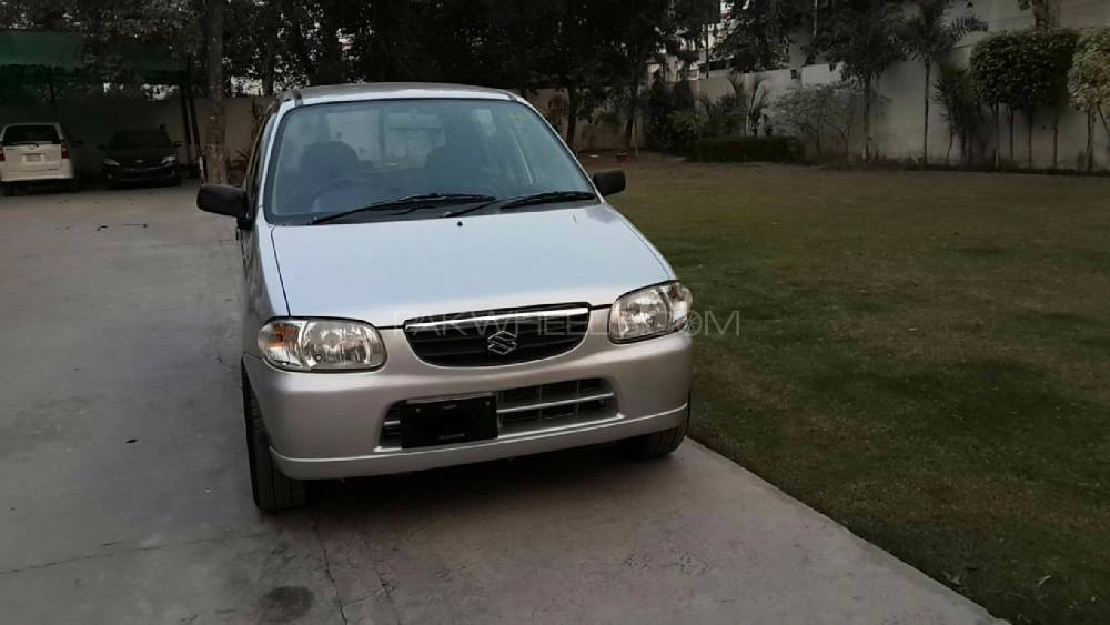 Suzuki Alto 2002 Image-1
