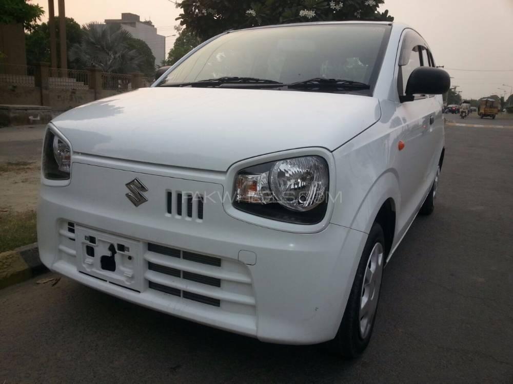Suzuki Alto VP 2014 Image-1