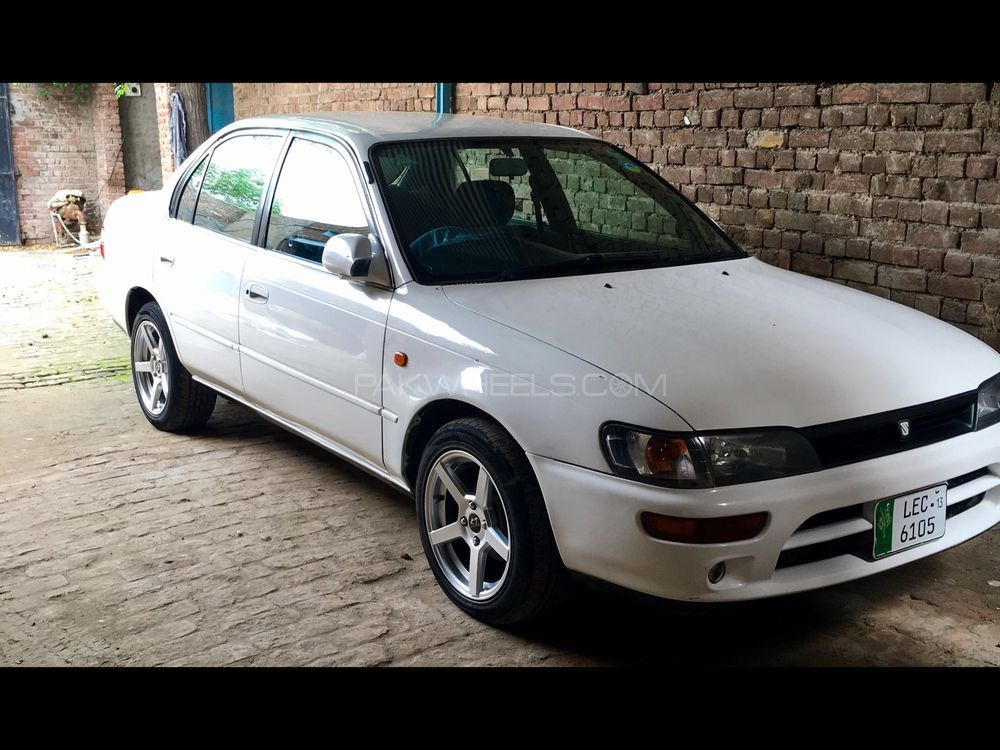 toyota corolla gli 1 6 1994 for sale in rawalpindi pakwheels. Black Bedroom Furniture Sets. Home Design Ideas