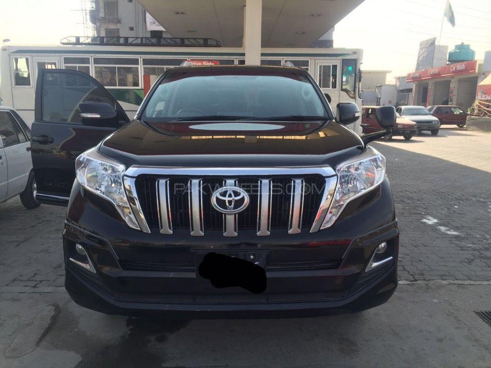 Toyota Prado TX 4.0 2011 Image-1