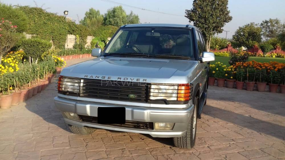 Range Rover Other 1995 Image-1