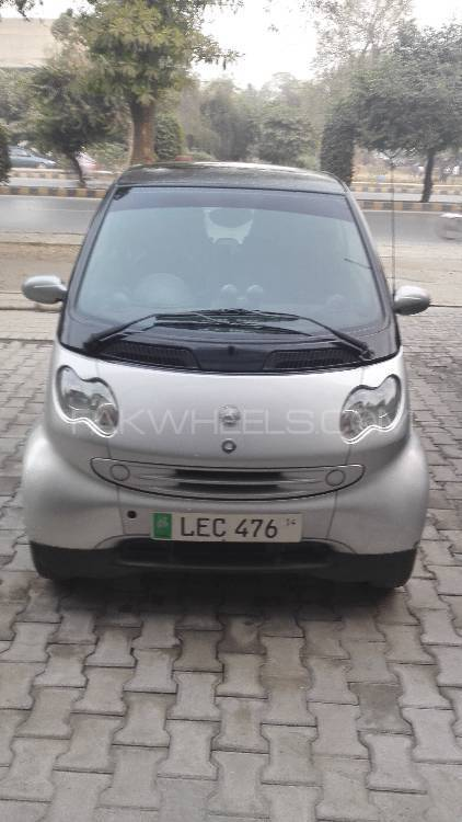 Smart Smart Fortwo 2004 Image-1